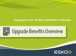 Esko Upgrade Overview